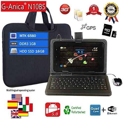 Tablet táctil con Pantalla de 10 Pulgadas, Tablet PC Android con ...