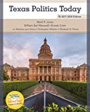 img - for Texas Politics Today 2017-2018 Edition (MindTap Course List) book / textbook / text book