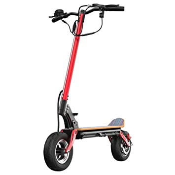 Amazon.com: LYXQQ Mini Scooter Eléctrico, 48V Bicicleta ...