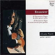 Brouwer: El Decameron Negro & Other Guitar Works