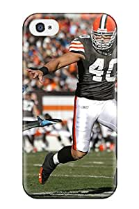 Stevenson Elizabeth's Shop Christmas Gifts clevelandrowns NFL Sports & Colleges newest iPhone 4/4s cases