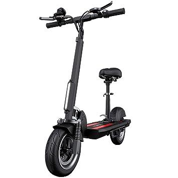 HOPELJ Alta Velocidad Patinete Eléctrico - Plegable Scooter ...