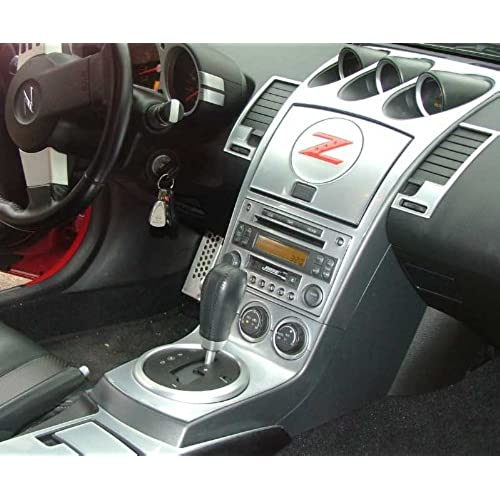 Nissan 350z Interior Accessories Uk