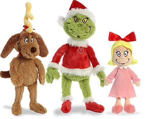 Aurora World Dr. Seuss Cindy Lou Who 12