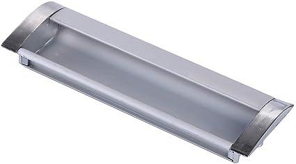 LnLyin Embed - Tirador para Puerta corredera (aleación de Aluminio, con Tornillos Ocultos), Aleación de Aluminio, Tipo 1, Talla única: Amazon.es: Juguetes y juegos