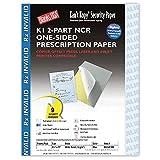 2-Part Security Prescription Paper 8.5x11 - 500 Sheets