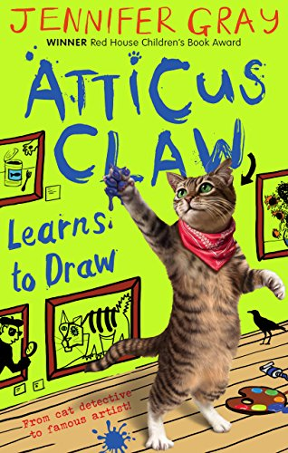 Atticus claw learns to draw atticus claw worlds greatest cat atticus claw learns to draw atticus claw worlds greatest cat detective by fandeluxe Choice Image