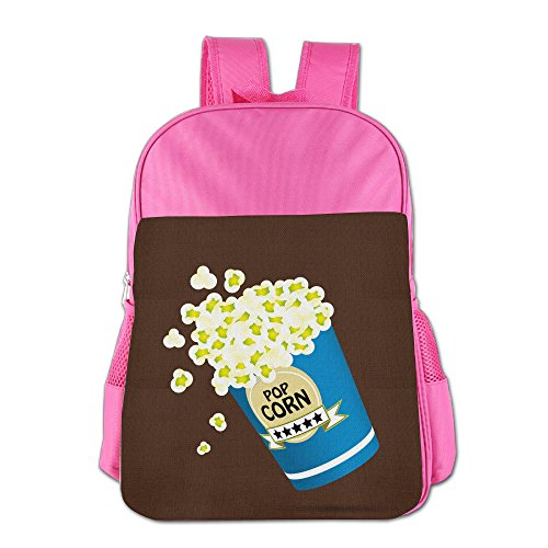 Price comparison product image Special 16.23oz Cartoon Popcorn Girls Leather School Backpack