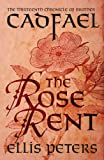 The Rose Rent by Ellis Peters front cover