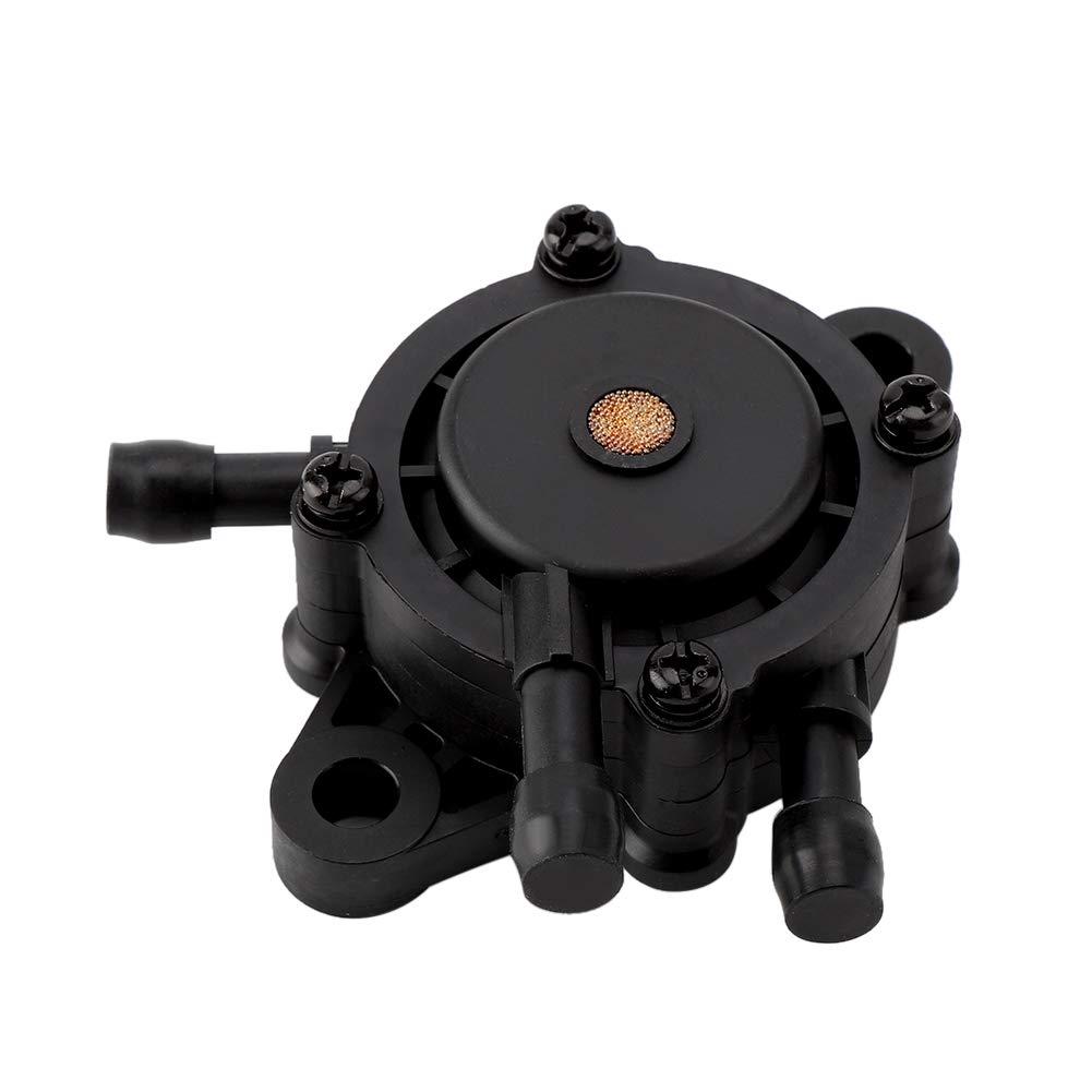 Smandy Accesorios de Bomba de Combustible para cortacésped Profesional con Filtro de Combustible para Cub Cadet RZT22, RZT50, RZT50VT, M48-HN, M54-HN Cortacésped