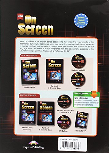 51dfpdvEMmL new on screen 2 student's pack editado por Express