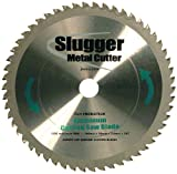 Jancy Slugger MCBL07-ALM Aluminum Cutting Saw Blade, 7'' Diameter, 54 Teeth