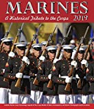 Marines Chronology Wall Calendar 2019