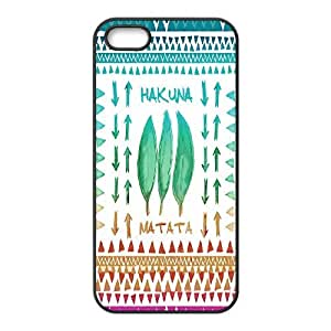 JenneySt Phone CaseHakuna Matata Quotes,Lion King For Apple Iphone 5 5S Cases -CASE-9