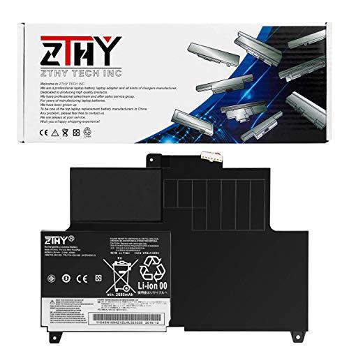 (ZTHY S230U Laptop Battery Replacement for Lenovo Thinkpad Edge S230u Twist Series 45N1092 45N1093 45N1094 45N1095 45N1169 45N1168 4ICP5/42/61-2 14.8V 43WH 4Cell)