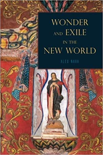 Book Wonder and Exile in the New World by Alex Nava (2015-07-15)