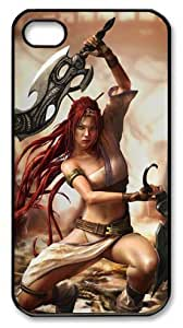 icasepersonalized Personalized Protective Case for iphone 4/4s - Heavenly Sword