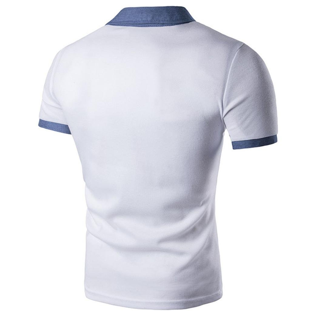 Camisa Algodón Hombre, Manga Corta, Slim Fit, Camisa ...