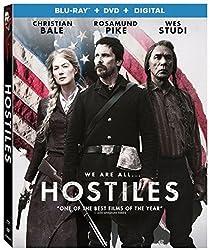 Hostiles [Blu-ray]