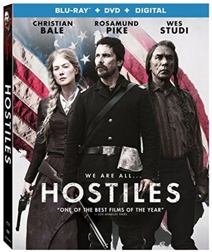 Blu-ray : Hostiles (With DVD, Widescreen, 2 Pack, Digital Theater System, AC-3)