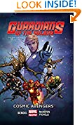 #10: Guardians of the Galaxy, Vol. 1: Cosmic Avengers