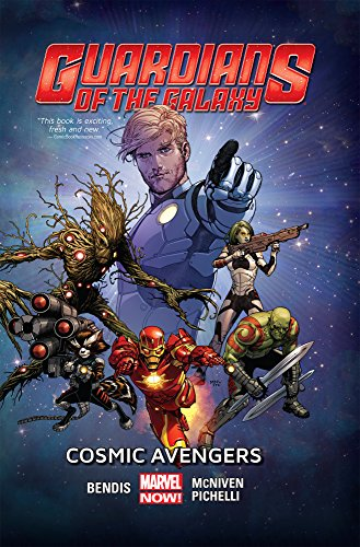 Pdf Teen Guardians of the Galaxy, Vol. 1: Cosmic Avengers