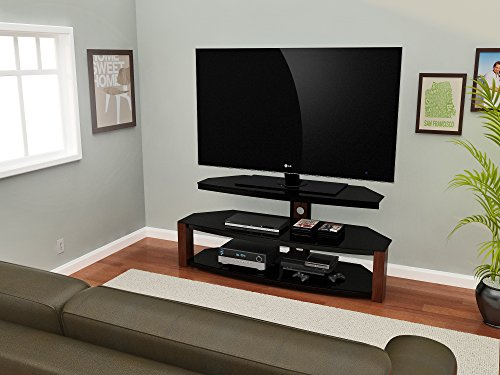 Z-line Designs Glass Tv Stand - 9