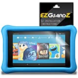 (2-Pack) EZGuardZ Screen Protector for Amazon Fire HD 8 Kid's Edition (2017) (Ultra Clear)