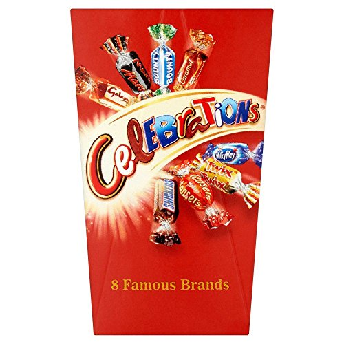 Chocolates Celebration (Celebrations Mini Carton - 70g - Pack of 2 (70g x 2 Boxes))