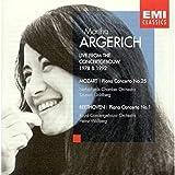 Live from the Concertgebouw, 1978 & 1992 - Mozart: Piano Concerto No. 25, K. 503 / Beethoven: Piano Concerto No. 1, Op. 15