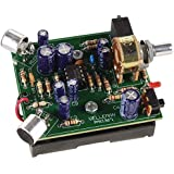 Super Stereo Ear MiniKit - MK136 by Velleman. A perfect entry level soldering project with real life applications.