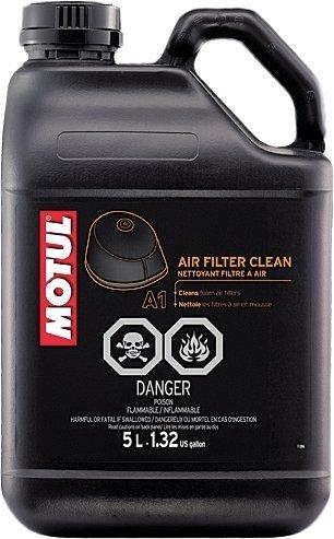 Motul 103247 air filter clean 5l (103247) by Motul