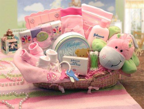 Our Precious Baby Boy Basket Unique Shower Gift Idea For Newborns