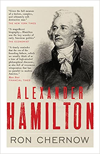 Alexander Hamilton (Great Lives): Amazon.es: Chernow, Ron ...