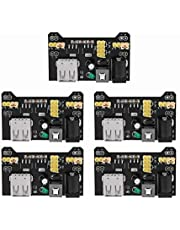 【𝐂𝒚𝐛𝐞𝐫 𝐌𝐨𝐧𝐝𝐚𝒚 𝐃𝐞𝐚𝐥𝐬】Power Supply Breadboard, 5 stuks 5 V/3,3 V Power Supply Board speciale Power Module voor Breadboard