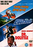 Family Triple - Agent Cody Banks/Dr. Dolittle/Chitty Chitty [Import anglais]