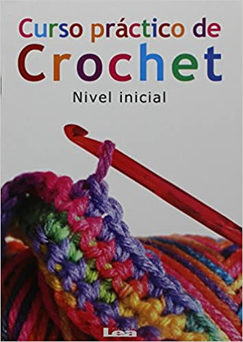 Curso práctico de crochet: Nivel inicial (Manos Maravillosas / Wonderful Hands) (Spanish Edition): Rosales Gabriela del Pilar: 9789876342506: Amazon.com: ...