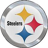 Team Promark 72413 Pittsburgh Steelers Color Team Emblem