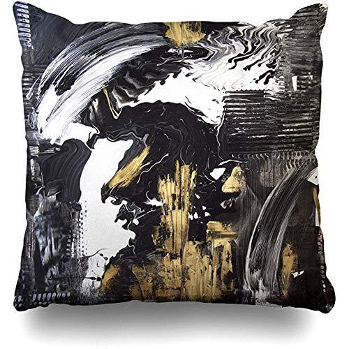 Jidmerrnm Decorative Throw Pillow Cushion Cover 18
