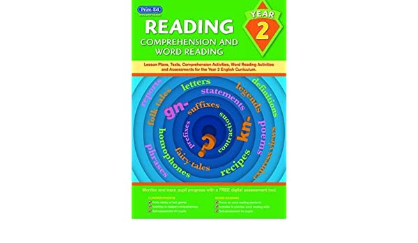Reading - Comprehension and Word Reading: Lesson Plans, Texts ...