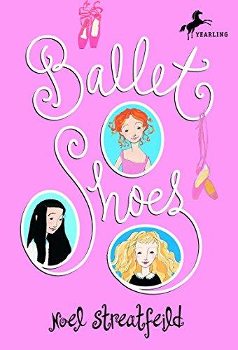 Ballet Shoes (Book Dancing Shoes)