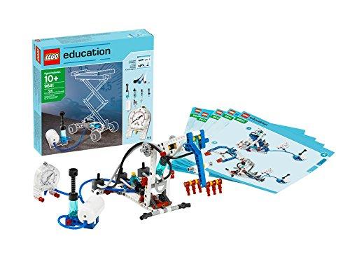 LEGO 9641 Education Pneumatik-Erweiterung (zu 9686 9632) B001NLVDOC Bau- & Konstruktionsspielzeug Elegantes Aussehen | Internationale Wahl
