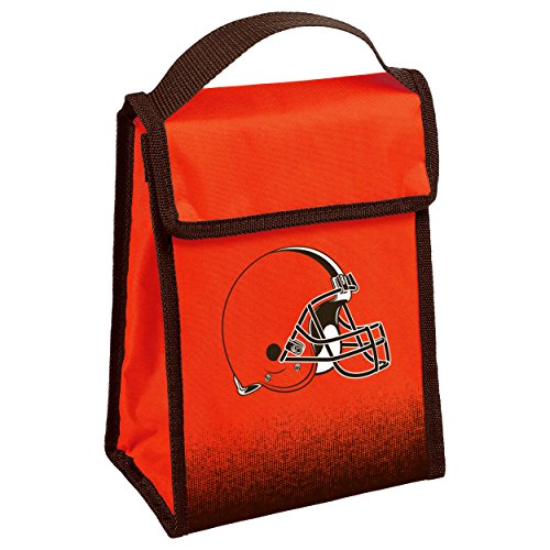 Cleveland Browns Gradient Velcro Lunch Bag