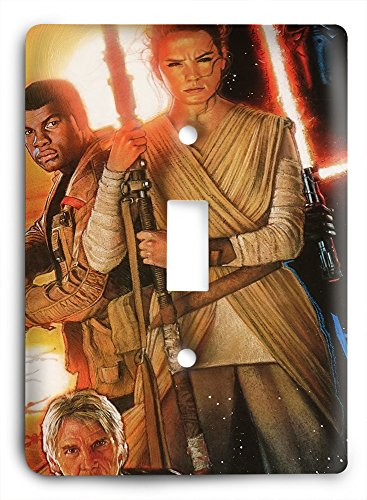 Star Wars The Force Awakens Harrison Ford Light Switch Cover