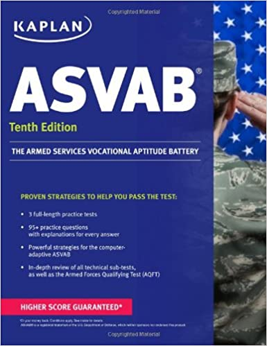 What is the average ASVAB Score?