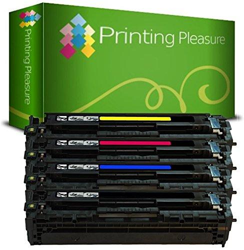 13 opinioni per PRINTING PLEASURE Kit 4 Toner Compatibili 201A Cartuccia Laser per HP Color