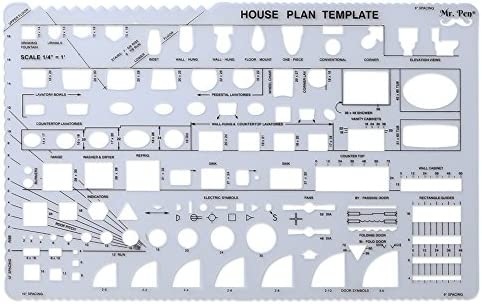 office products, office, school supplies, writing, correction supplies, technical drawing supplies,  templates 11 image Mr. Pen House Plan, Interior Design and Furniture in USA