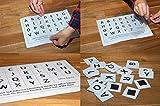 100-Pack Self-Adhesive Laminating Sheets by Office