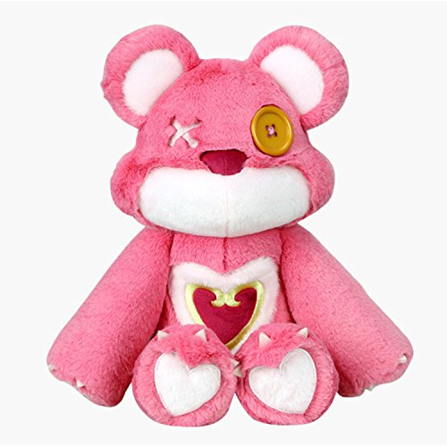 [IRIDA 520 Valentine's Day Gift Shallen 40cm Game LOL League of Legends Annie Bear Plush Doll Toy Cosplay Costume] (League Of Legends Annie Cosplay Costume)