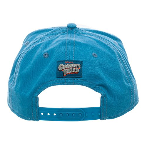 b447aa766bd Amazon.com  Gravity Falls - Dipper s Hat - Officially Licensed  Clothing